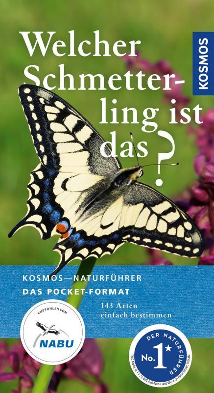 Cover-Bild Welcher Schmetterling ist das?