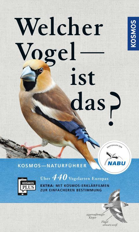 Cover-Bild Welcher Vogel ist das?
