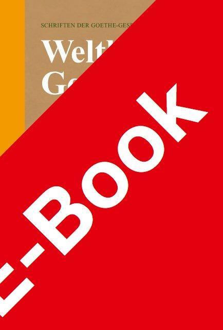 Cover-Bild Weltbürger Goethe
