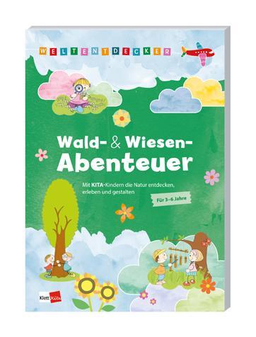 Cover-Bild Weltentdecker: Wald- & Wiesenabenteuer