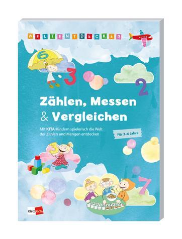 Cover-Bild Weltentdecker: Zählen, Messen & Vergleichen
