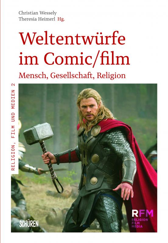 Cover-Bild Weltentwürfe im Comic/film