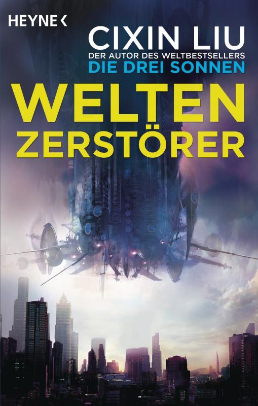 Cover-Bild Weltenzerstörer