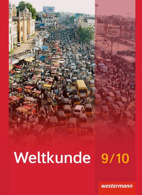 Cover-Bild Weltkunde / Weltkunde für Gemeinschaftsschulen in Schleswig-Holstein - Ausgabe 2016