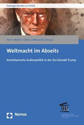 Cover-Bild Weltmacht im Abseits