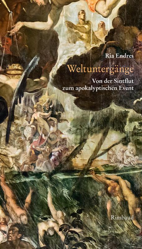 Cover-Bild Weltuntergänge