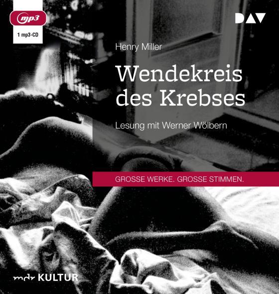 Cover-Bild Wendekreis des Krebses