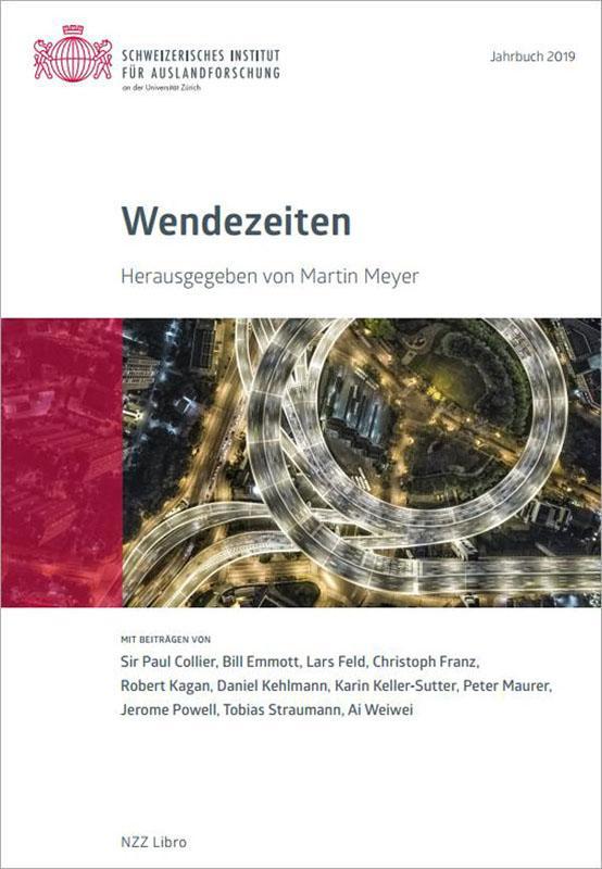 Cover-Bild Wendezeiten
