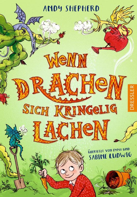 Cover-Bild Wenn Drachen sich kringelig lachen