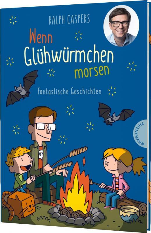 Cover-Bild Wenn Glühwürmchen morsen
