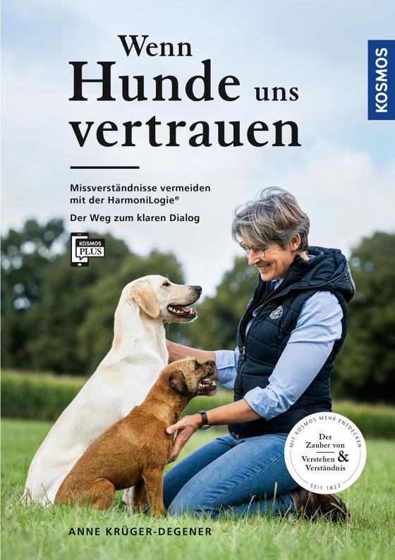 Cover-Bild Wenn Hunde uns vertrauen
