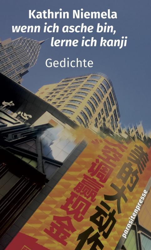Cover-Bild wenn ich asche bin, lerne ich kanji