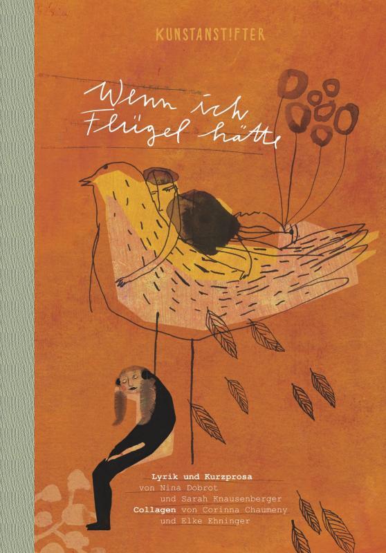Cover-Bild Wenn ich Flügel hätte