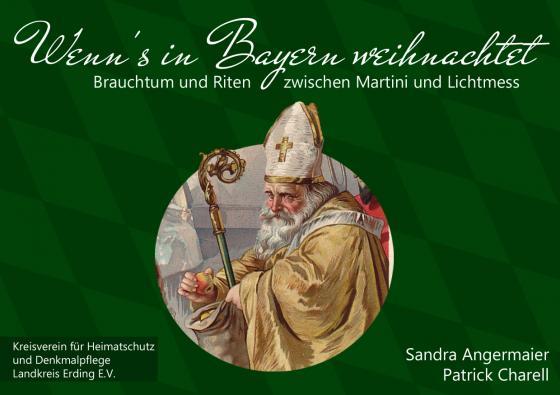 Cover-Bild Wenn's in Bayern weihnachtet