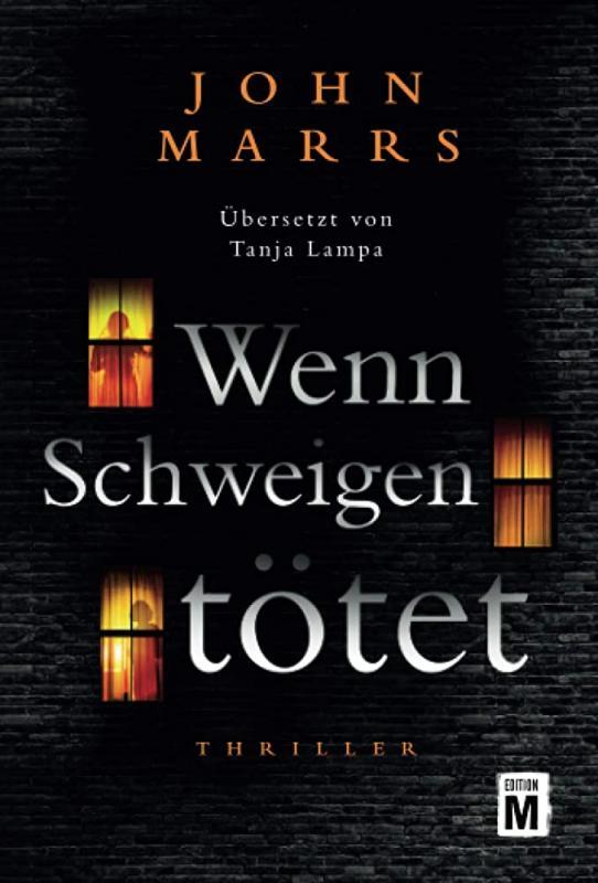 Cover-Bild Wenn Schweigen tötet