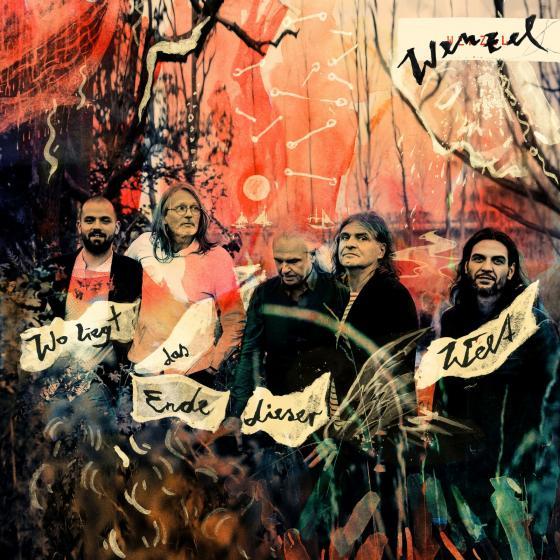 Cover-Bild Wenzel - Wo liegt das Ende dieser Welt (Vinyl)