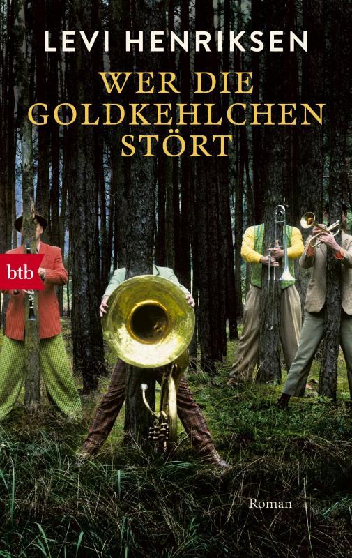 Cover-Bild Wer die Goldkehlchen stört
