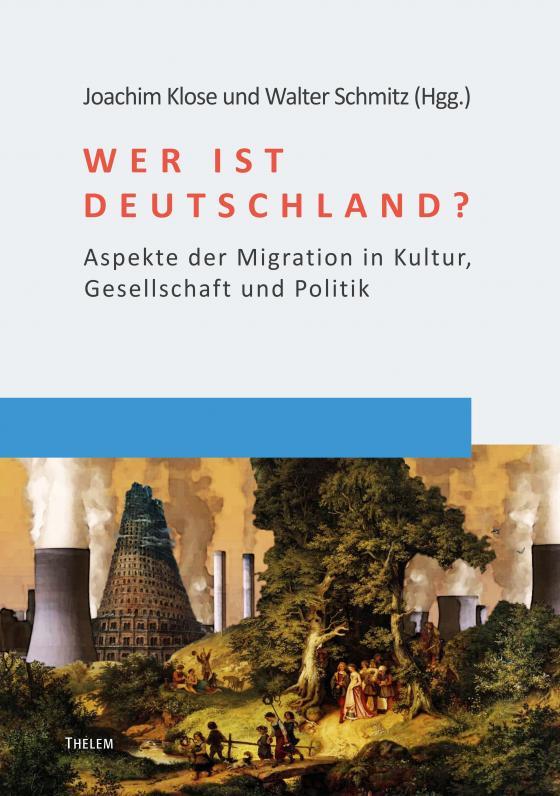 Cover-Bild Wer ist Deutschland?