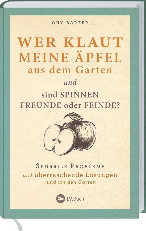 Cover-Bild Wer klaut meine Äpfel aus dem Garten