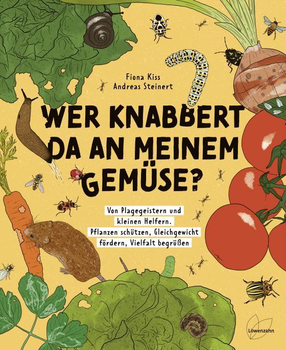 Cover-Bild Wer knabbert da an meinem Gemüse?