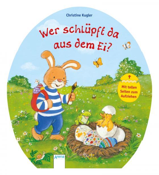 Cover-Bild Wer schlüpft da aus dem Ei?