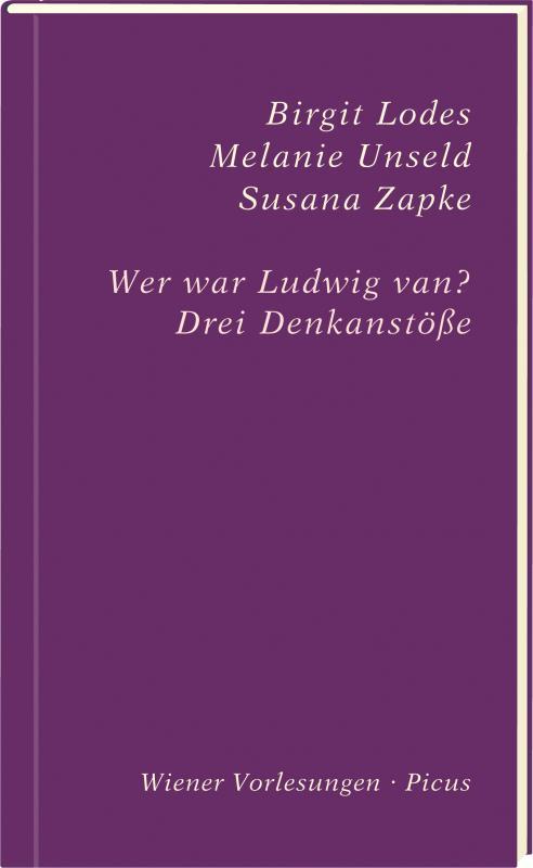 Cover-Bild Wer war Ludwig van?
