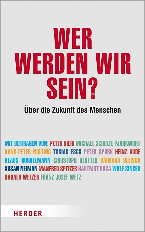 Cover-Bild Wer werden wir sein?