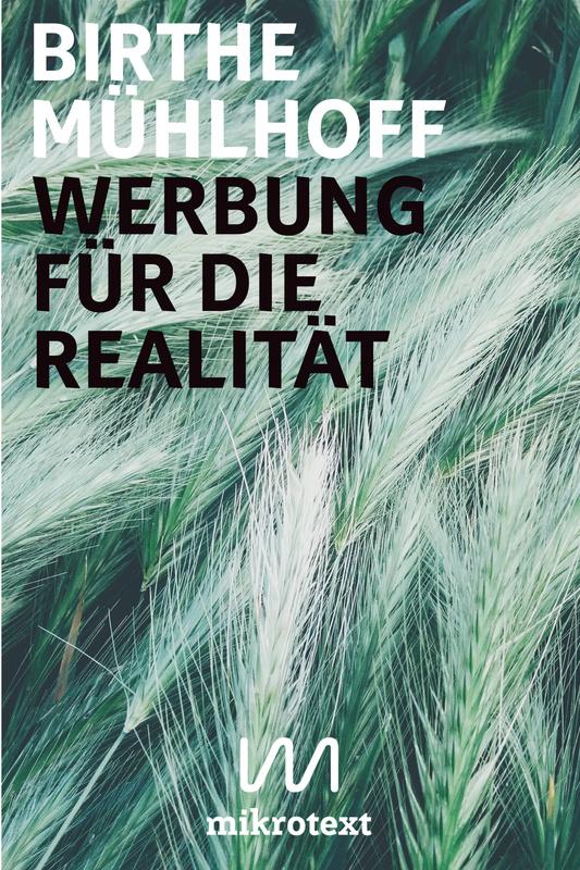 Cover-Bild Werbung für die Realität