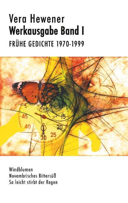Cover-Bild Werkausgabe Band I. Frühe Gedichte 1970-1999