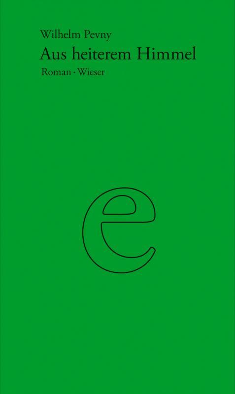 Cover-Bild Werkausgabe Wilhelm Pevny / Aus heiterem Himmel