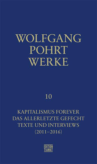 Cover-Bild Werke Band 10
