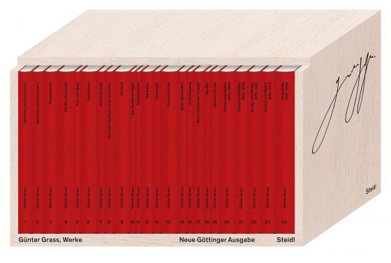 Cover-Bild Werke Neue Göttinger Ausgabe in 24 Bänden