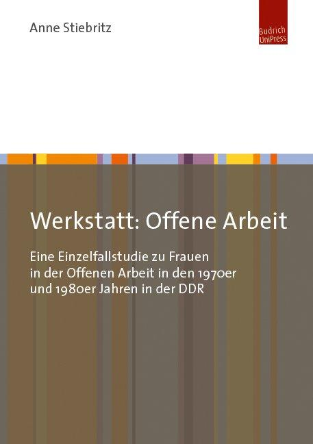 Cover-Bild Werkstatt: Offene Arbeit