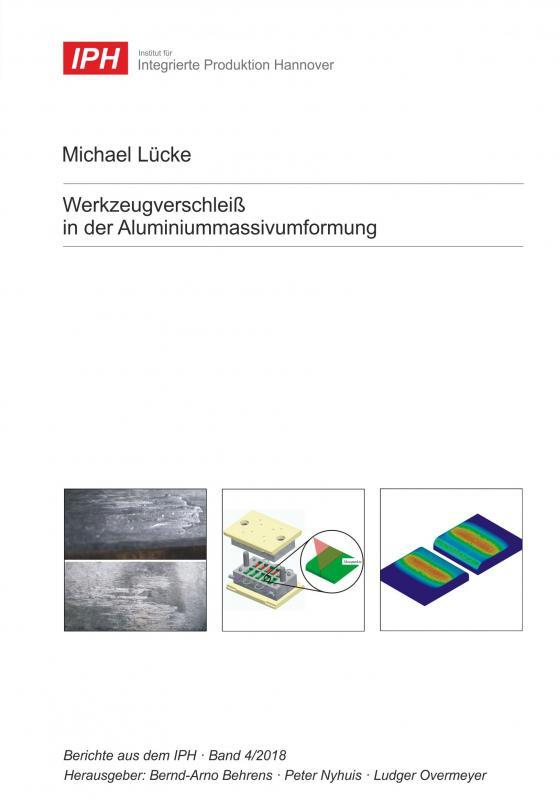 Cover-Bild Werkzeugverschleiß in der Aluminiummassivumformung