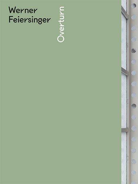 Cover-Bild Werner Feiersinger. Overturn