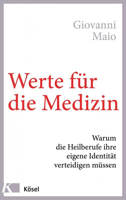 Cover-Bild Werte für die Medizin