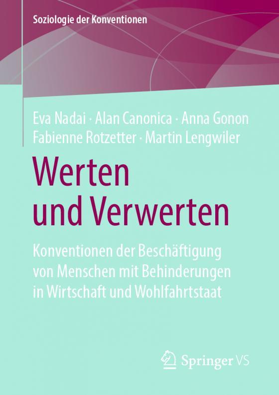 Cover-Bild Werten und Verwerten