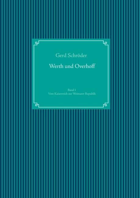 Cover-Bild Werth und Overhoff