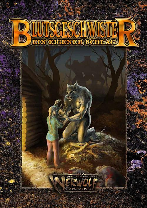 Cover-Bild Werwolf: Blutsgeschwister: Ein eigener Schlag (W20)