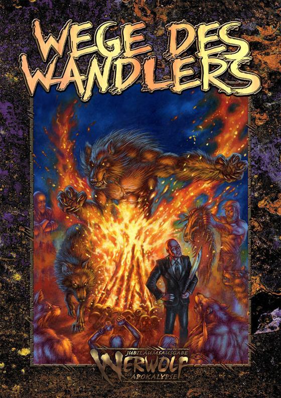 Cover-Bild Werwolf: Die Apokalypse - Wege des Wandlers (W20)