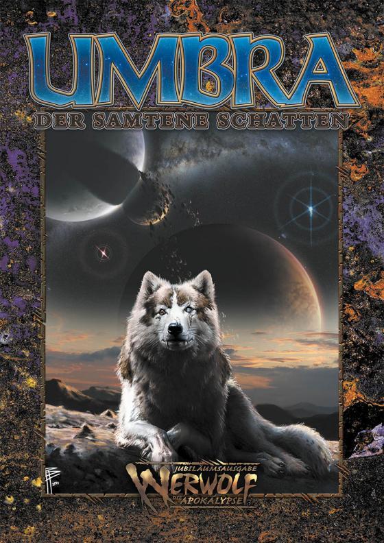 Cover-Bild Werwolf: Umbra: Der samtene Schatten (W20)