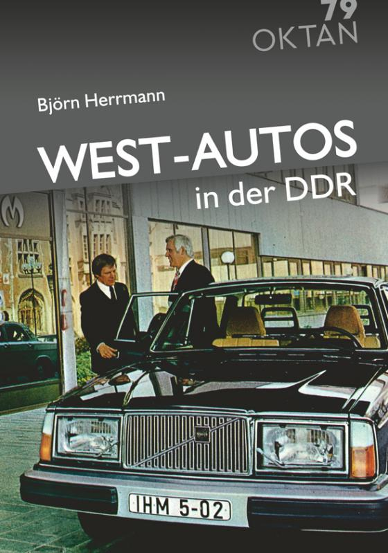 Cover-Bild West-Autos in der DDR