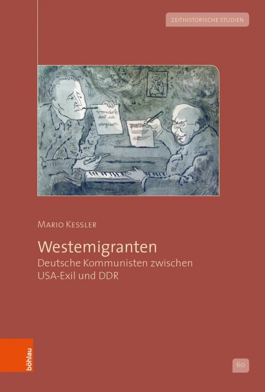 Cover-Bild Westemigranten