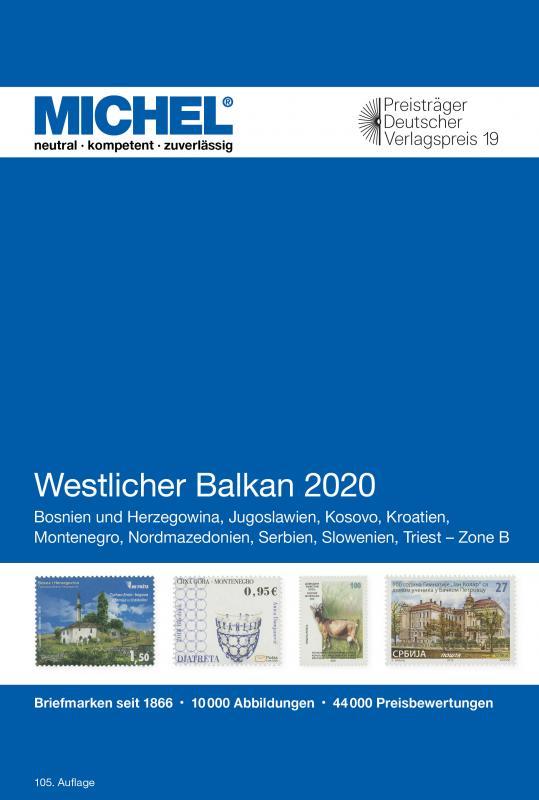 Cover-Bild Westlicher Balkan 2020