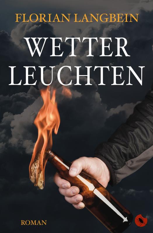 Cover-Bild Wetterleuchten