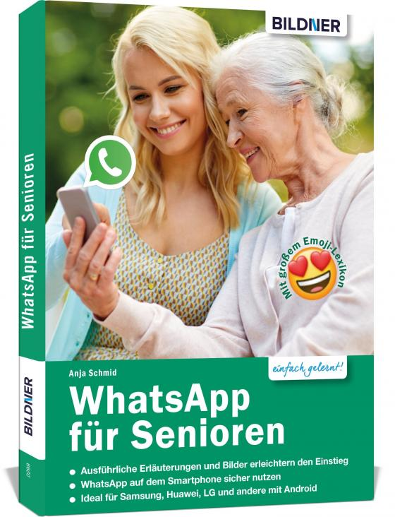 Cover-Bild WhatsApp für Senioren
