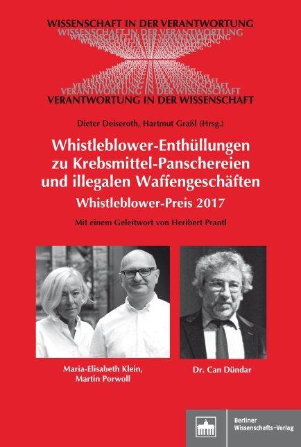 Cover-Bild Whistleblower-Enthüllungen zu Krebsmittel-Panschereien und illegalen Waffengeschäften