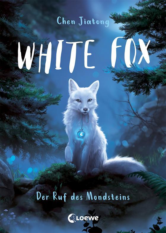 Cover-Bild White Fox (Band 1) - Der Ruf des Mondsteins