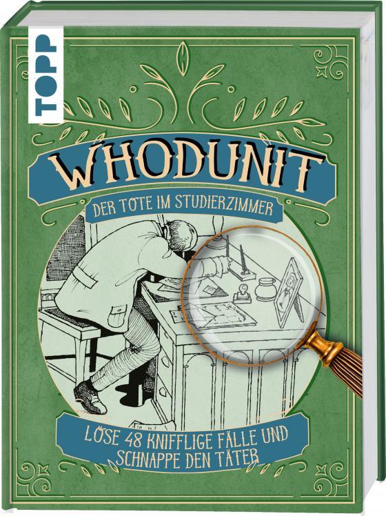 Cover-Bild Whodunit - Der Tote im Studierzimmer