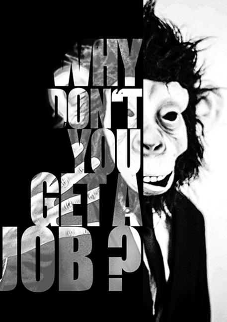 Cover-Bild Why don't you get a Job?